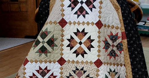 Quilting Land Cross And Crown Quilt