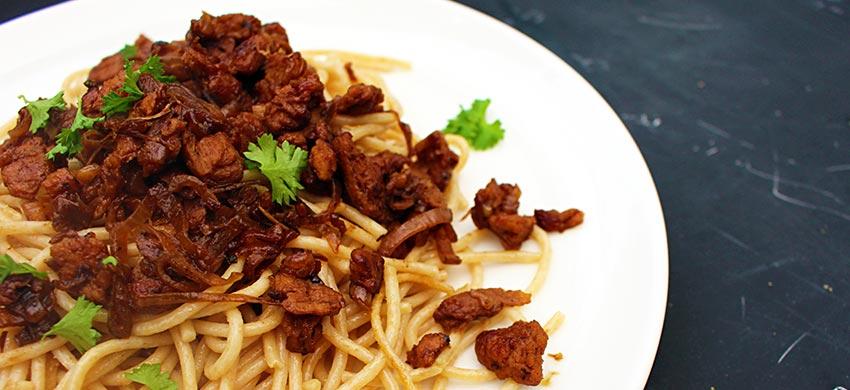 cuisiner] protéines de soja texturées #1 | code planète : blog