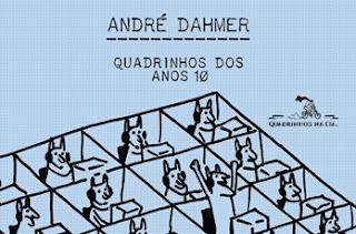 Quadrinhos dos anos 10, de André Dahmer