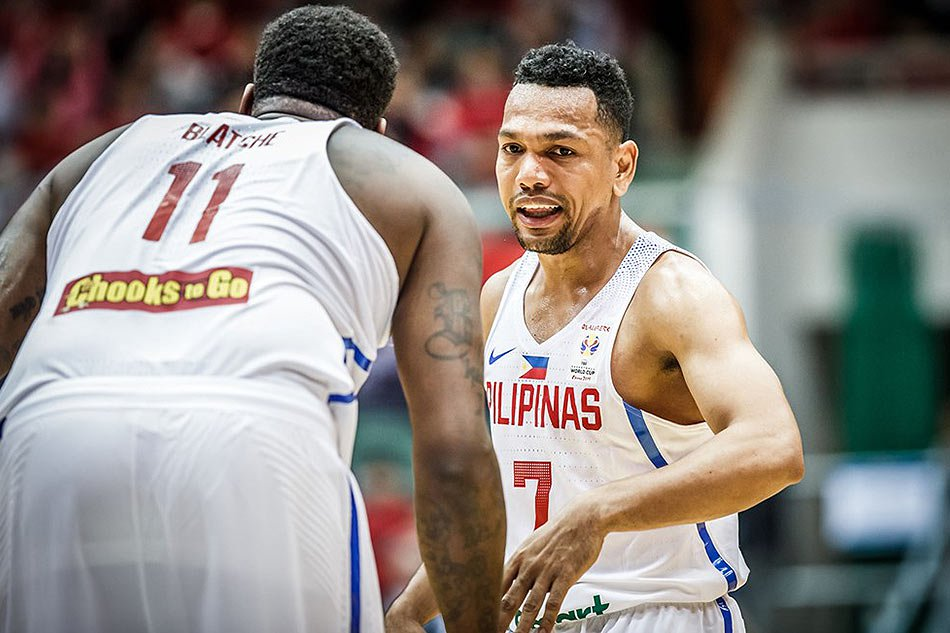 Jason Castro William played big in Gilas' win against Chinese Taipei