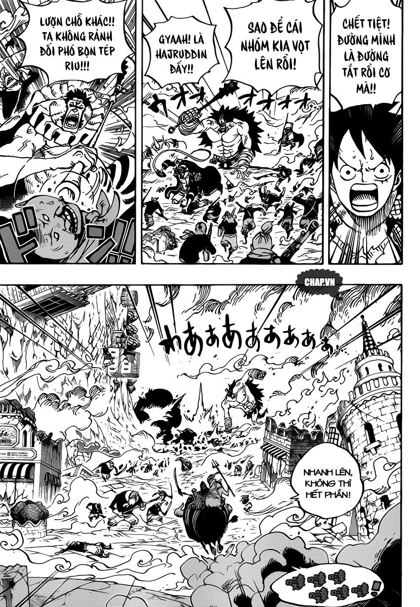 One Piece Chap 751 - Truyen.Chap.VN