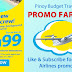 P1499 Cheap Flights Promo Philippine and International Destinations 2017