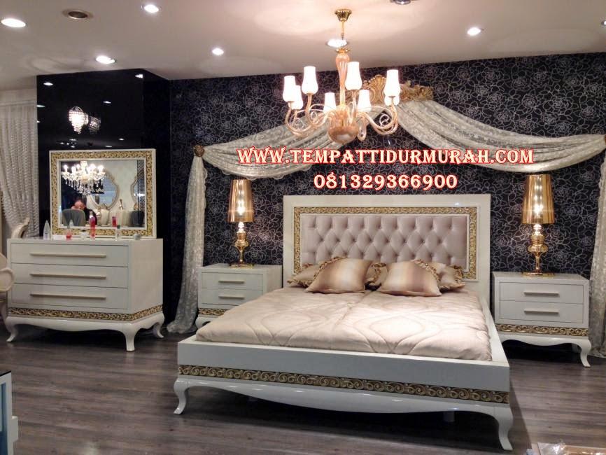 Kamar Tidur Mewah Minimalis Klasik
