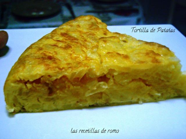 """Tortilla de patatas"""