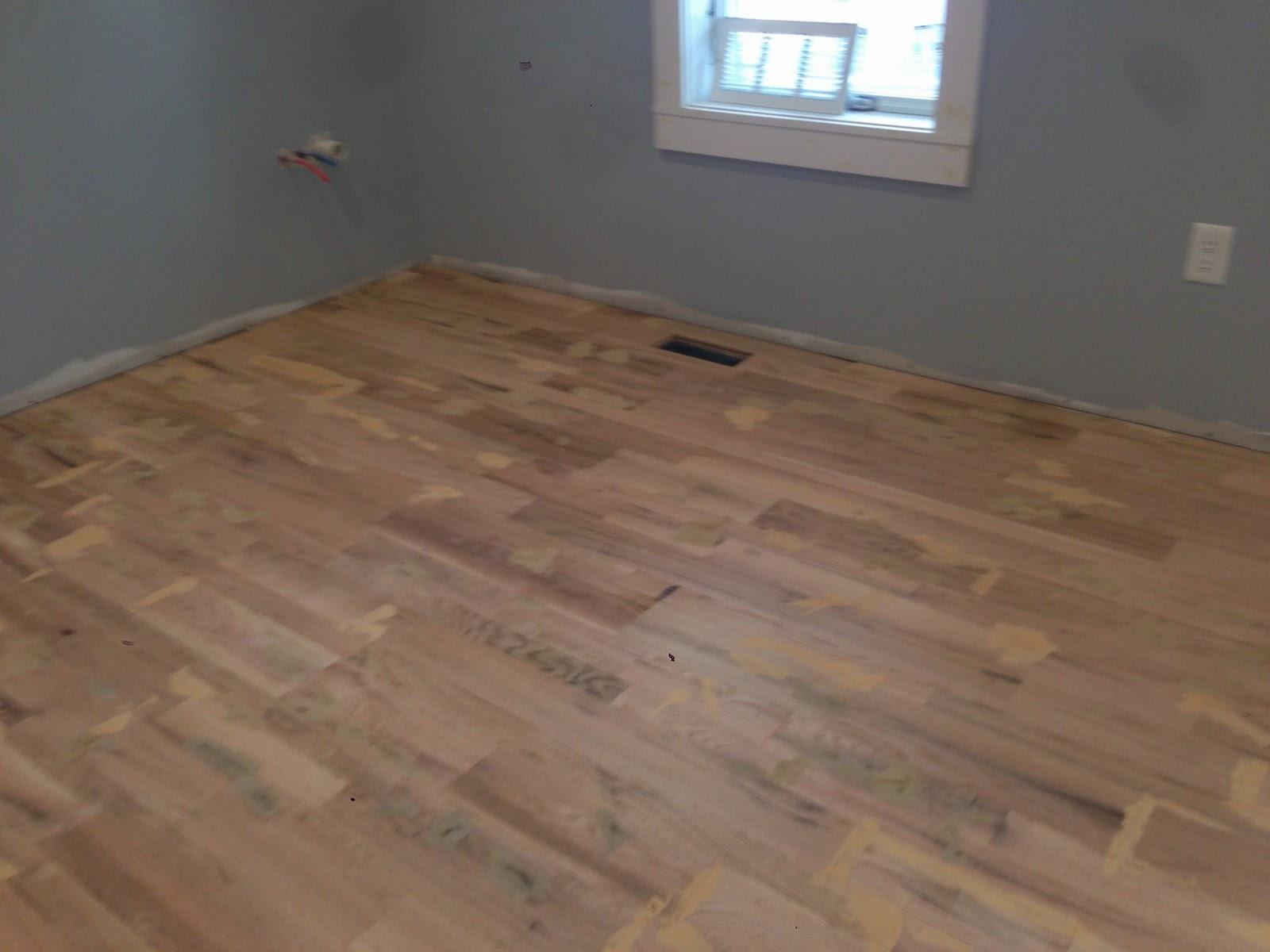Building Beyeler Hollow: Day 342: Hardwood Floors
