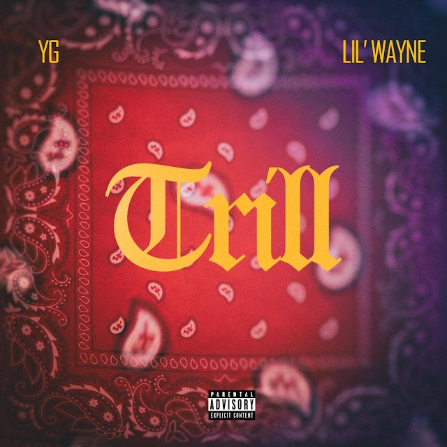 YG Feat. Lil Wayne - Trill (Clean / Explicit) - Single