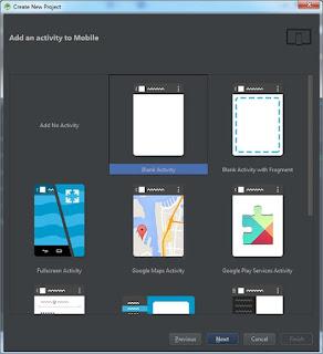 Tutorial Cara Membuat Aplikasi Android dengan Android Studio