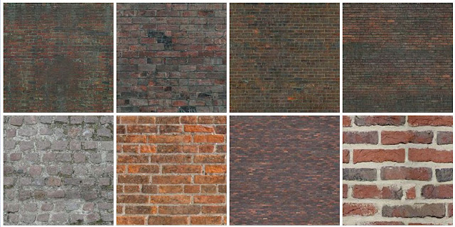 tileable texture old briks #2b