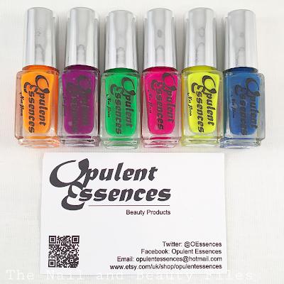 Opulent Essences, Indie Nail Polish