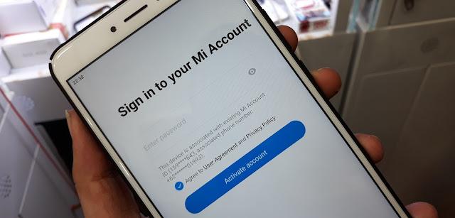 Xiaomi redmi 4x santoni unlock remove mi account plus fix sensor 2018