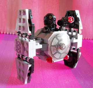 Lego tie advanced prototype