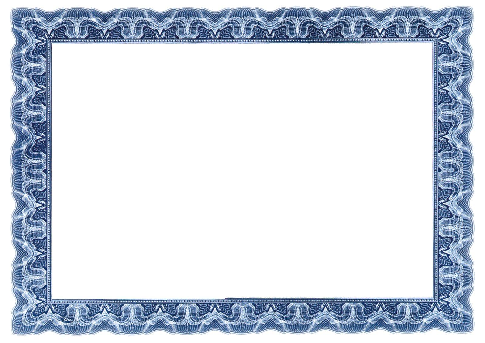Bingkai Sertifikat Word Image Gallery - HCPR