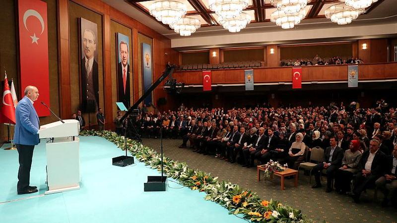 Ερντογάν: Η Τουρκία δεν θα υποχωρήσει στο Αιγαίο και τη Μεσόγειο