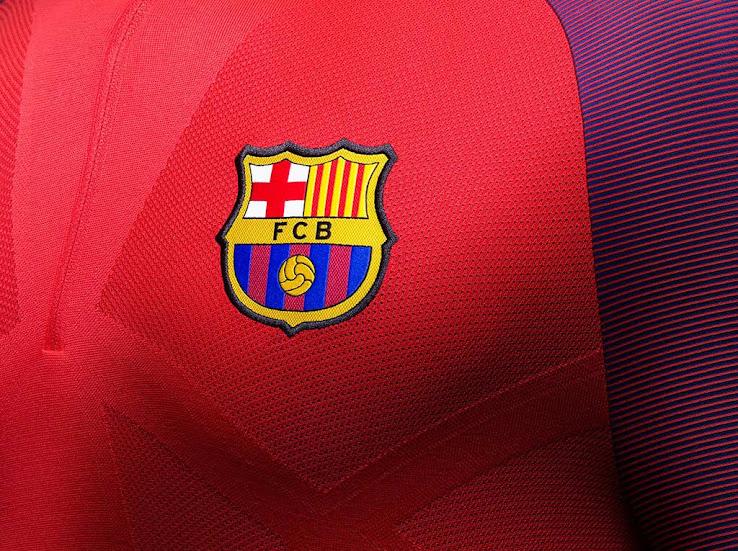 Conocé la línea de ropa de entrenamiento Nike del FC Barcelona