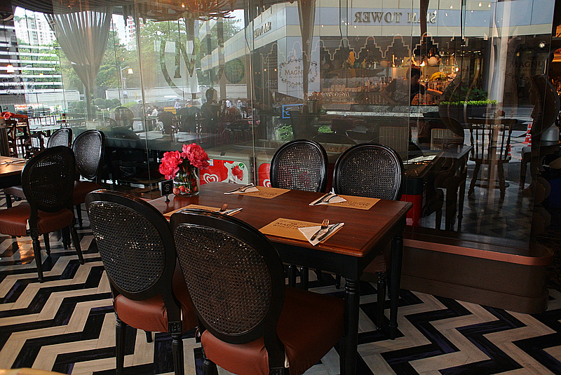 yabiki [ ching ]: 【曼谷 - 已歇業】Magnum Cafe. Siam Center
