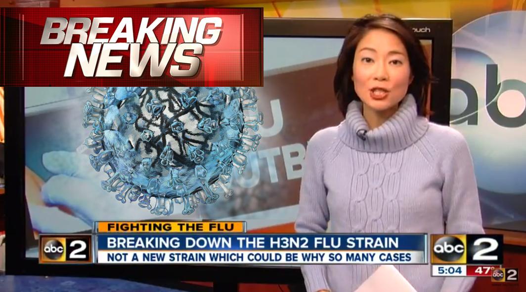 Deadly Flu Kills Hundreds in Australia, ALERT: UK and US Outbreak (H3N2) 2018