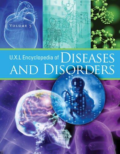 UXL Bách khoa thư bệnh học 5 tập