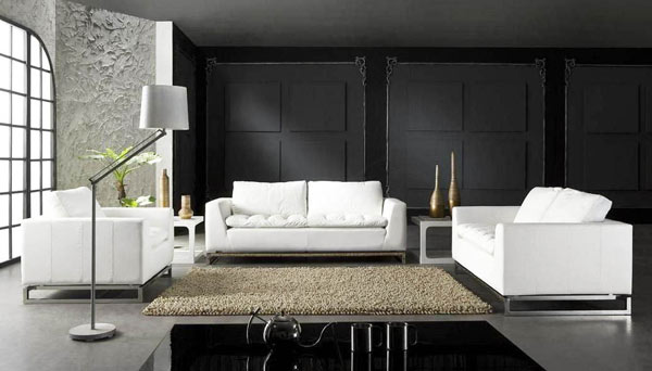 Leather Sofa Living Room Ideas