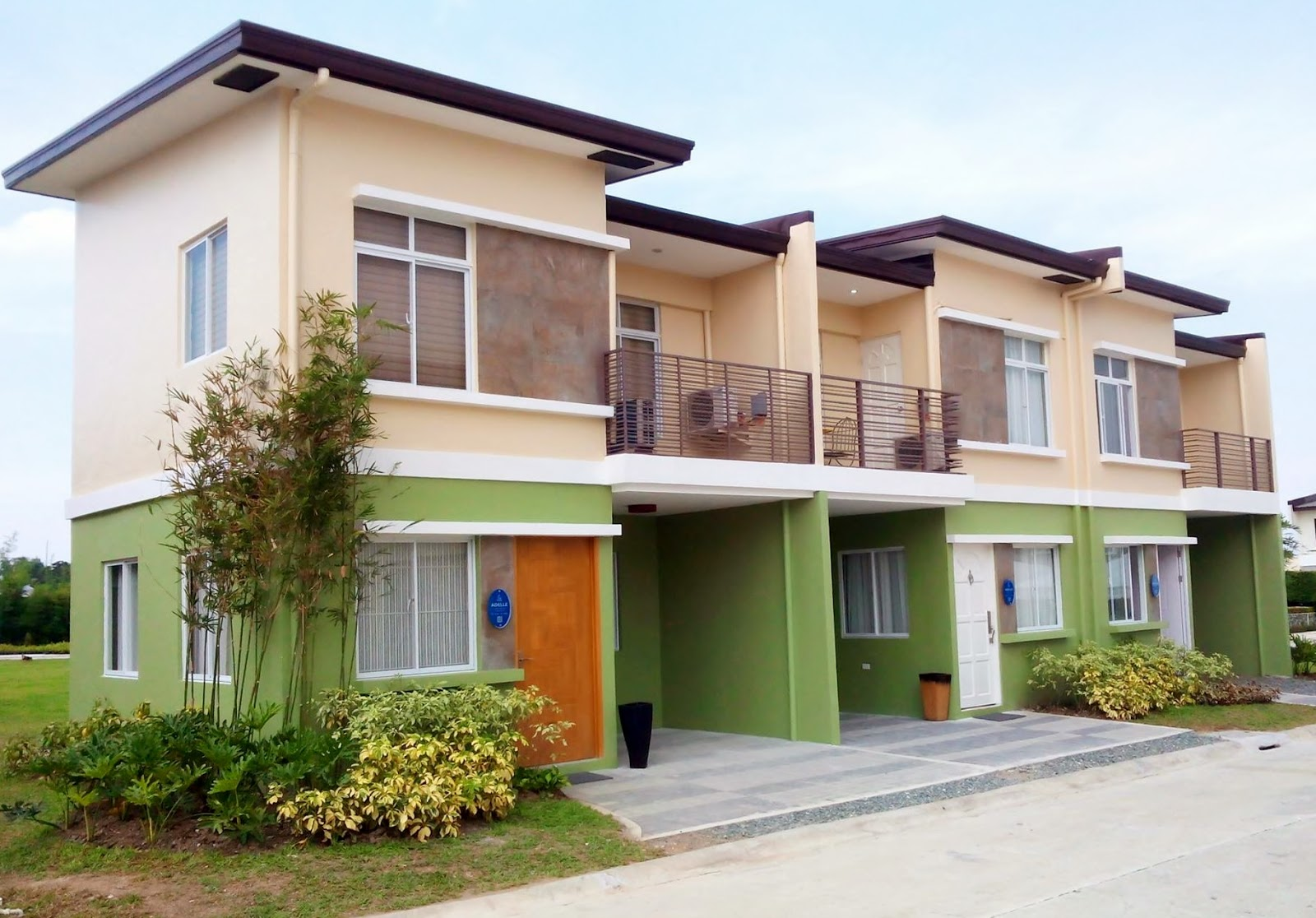 Rent to own houses in cavite lancaster new city diana Latest model houses