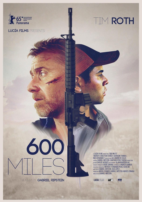 Nonton Film 600 Miles (2015)