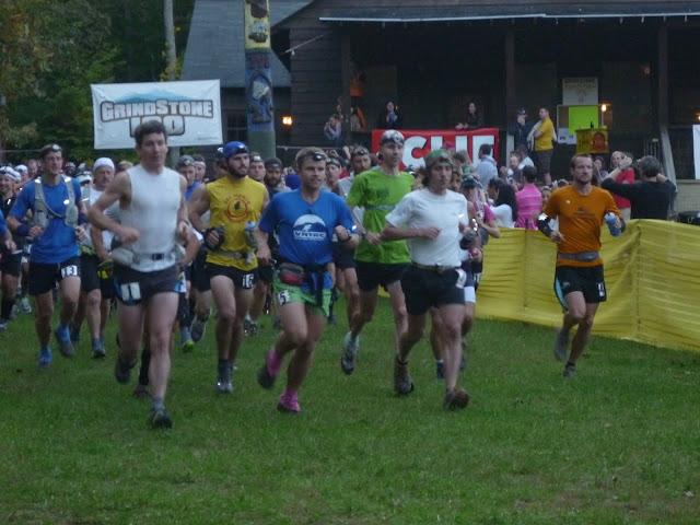 Grindstone 100 Miler Race Report