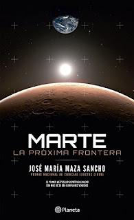 Marte. La proxima frontera- Jose Maria Maza