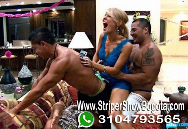 SHOW DE STRIPER Y DESPEDIDAS DE SOLTERA
