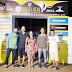 Prefeita Cláudia Oliveira e o deputado Roberio Oliveira prestigiam encerramento da Brasil Ride