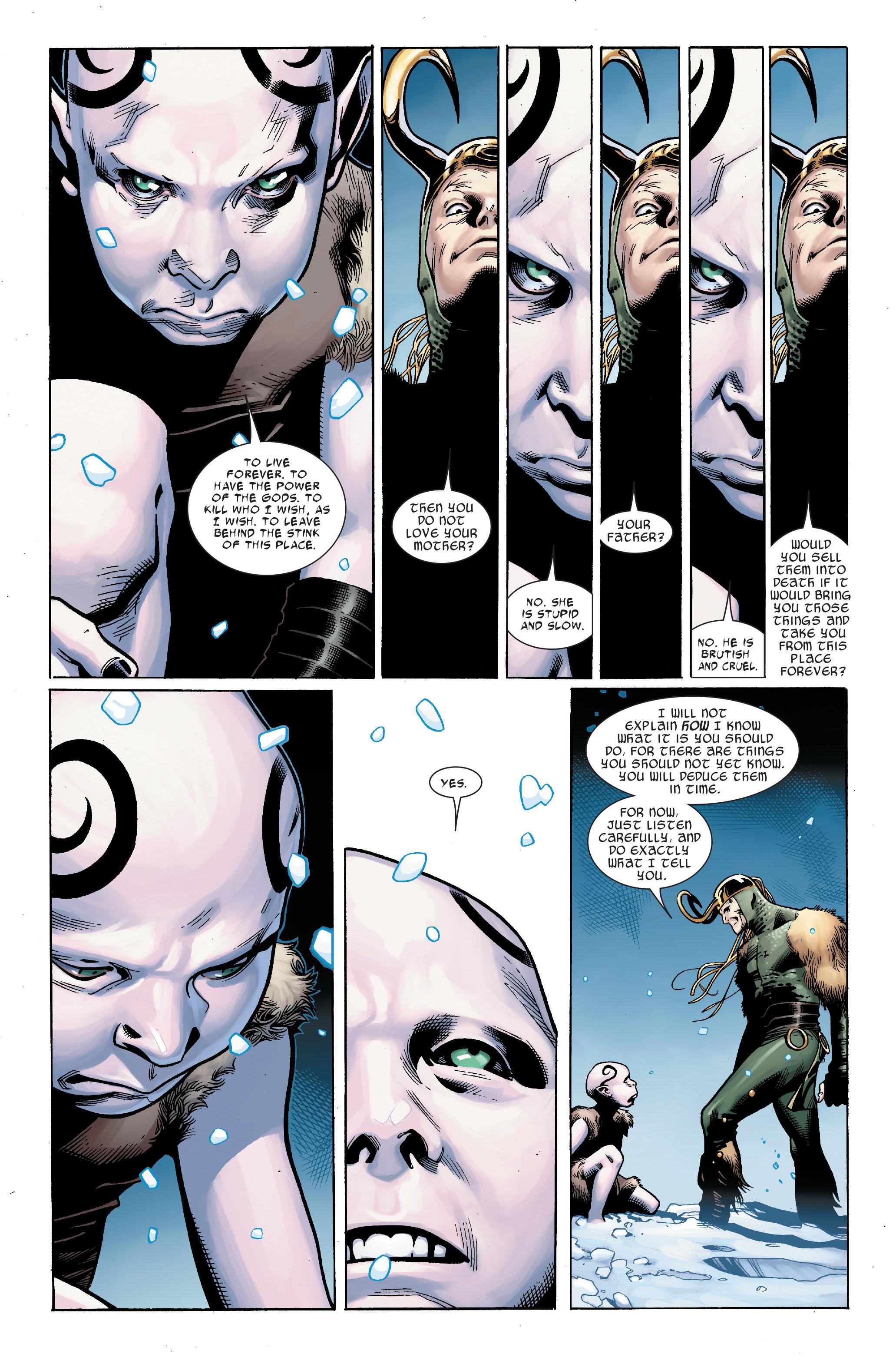 Thor (2007) Issue #12 #12 - English 14