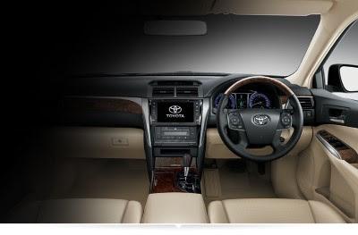 Toyota New Camry Surabaya