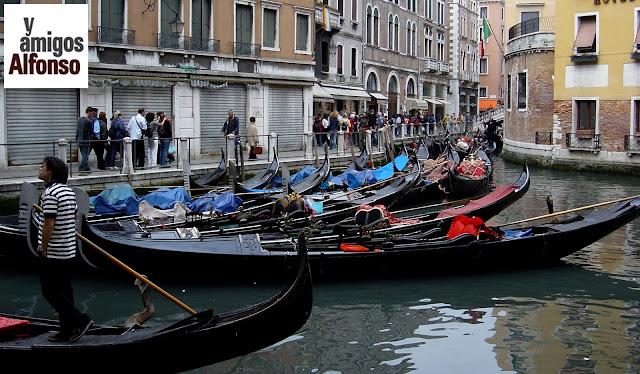 Canal de Venecia - AlfonsoyAmigos