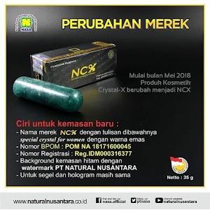 NCX - Produk Herbal Untuk Mengatasi Keputihan Paling Banyak Dipakai.