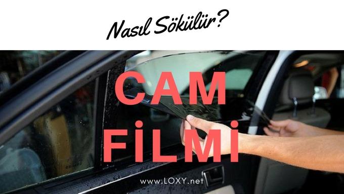 Cam Filmi Nasıl Sökülür?