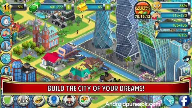 City Island 2 - Building Story Apk Download Mod