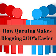 How Queuing Posts Makes Blogging 200% Easier | Book Blogging Tips (#34)