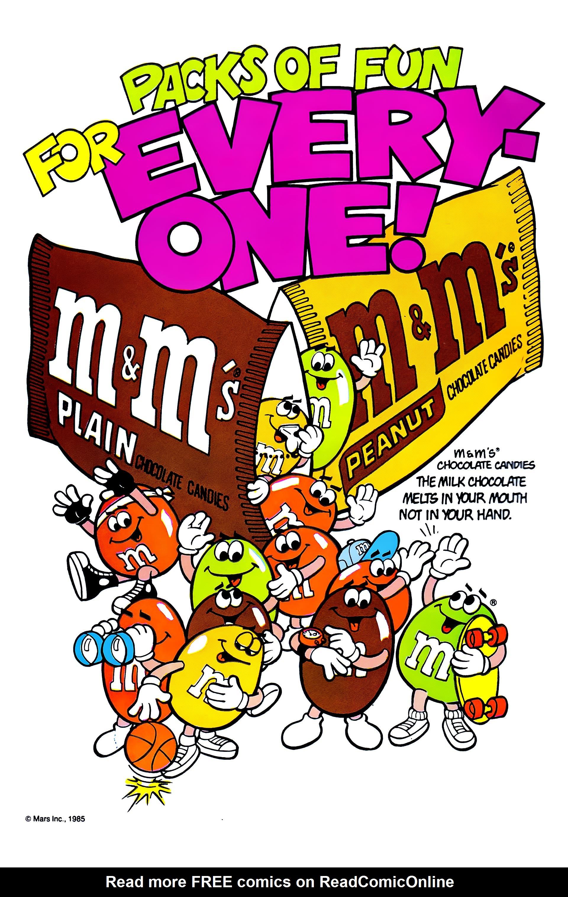 Read online Secret Origins (1986) comic -  Issue #8 - 2