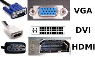 macam-macam port pada laptop