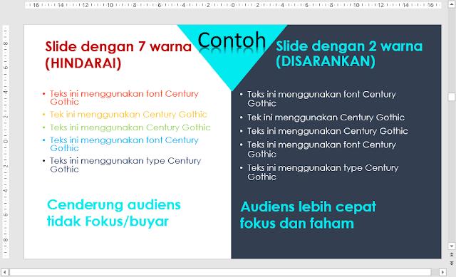 Dasar Pokok dalam Membuat Presentasi PowerPoint yang Baik