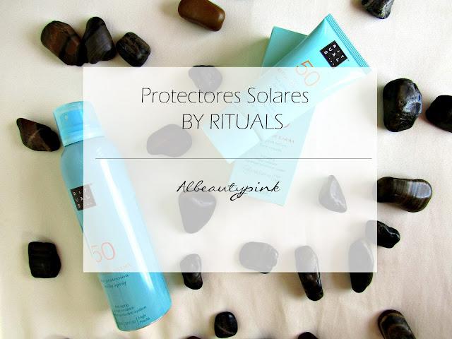 Protectores Solares Rituals