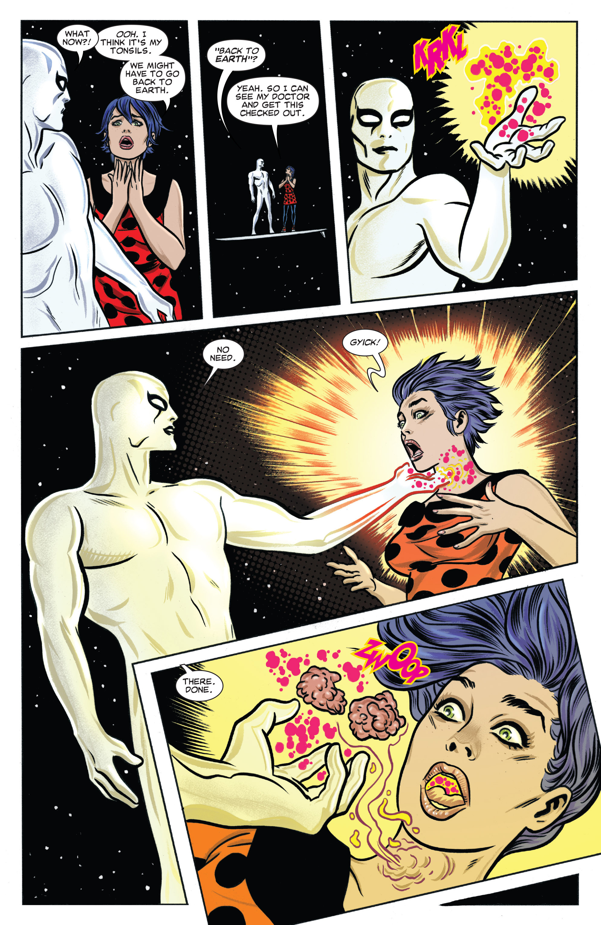 Read online Silver Surfer (2014) comic -  Issue #6 - 6