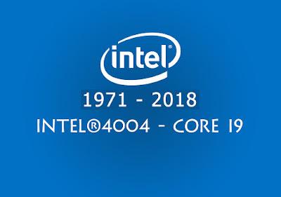 Perkembangan Processor Intel sejak Pertama Berdiri hingga Sekarang