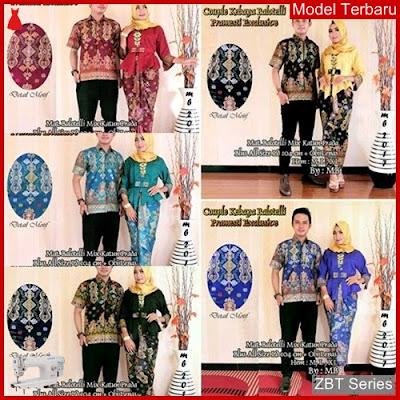 ZBT00709 Kebaya Batik Couple Kebaya Pramesti 2016 BMGShop