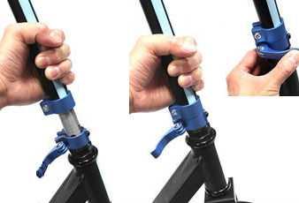 pliage de la trottinette Smartscoo Smartstreamer