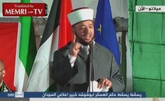 Líder religioso musulmán pide invadir Israel