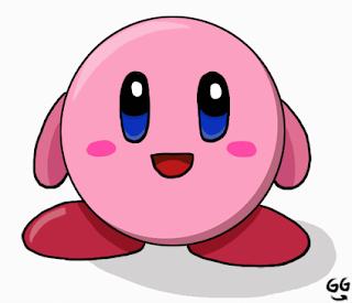 Kirby, par GamyGirl