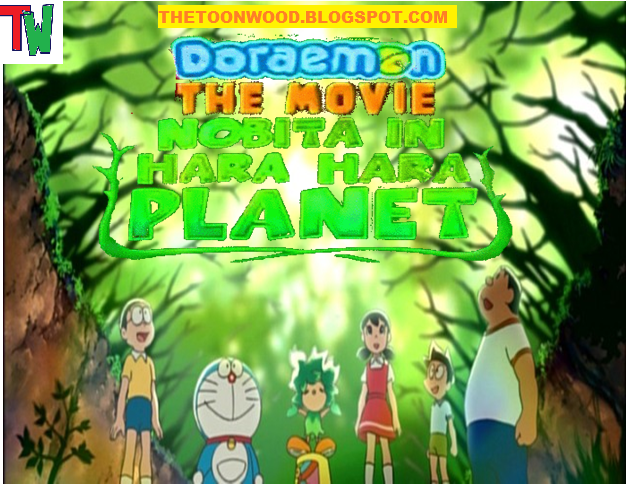 Doraemon The Movie - Nobita in Hara Hara Planet Hindi Dubbed Full Movie [HD,720p,480p] [Hungama Tv]