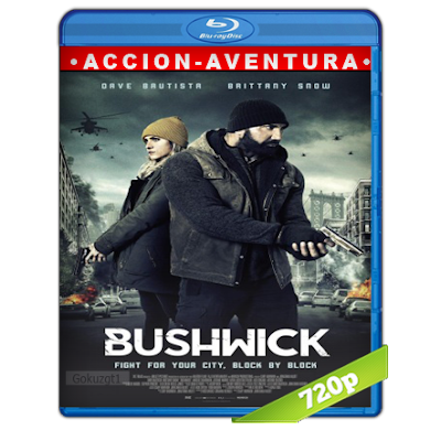 Ataque A Bushwick (2017) BRRip 720p Audio Trial Latino-Castellano-Ingles 5.1