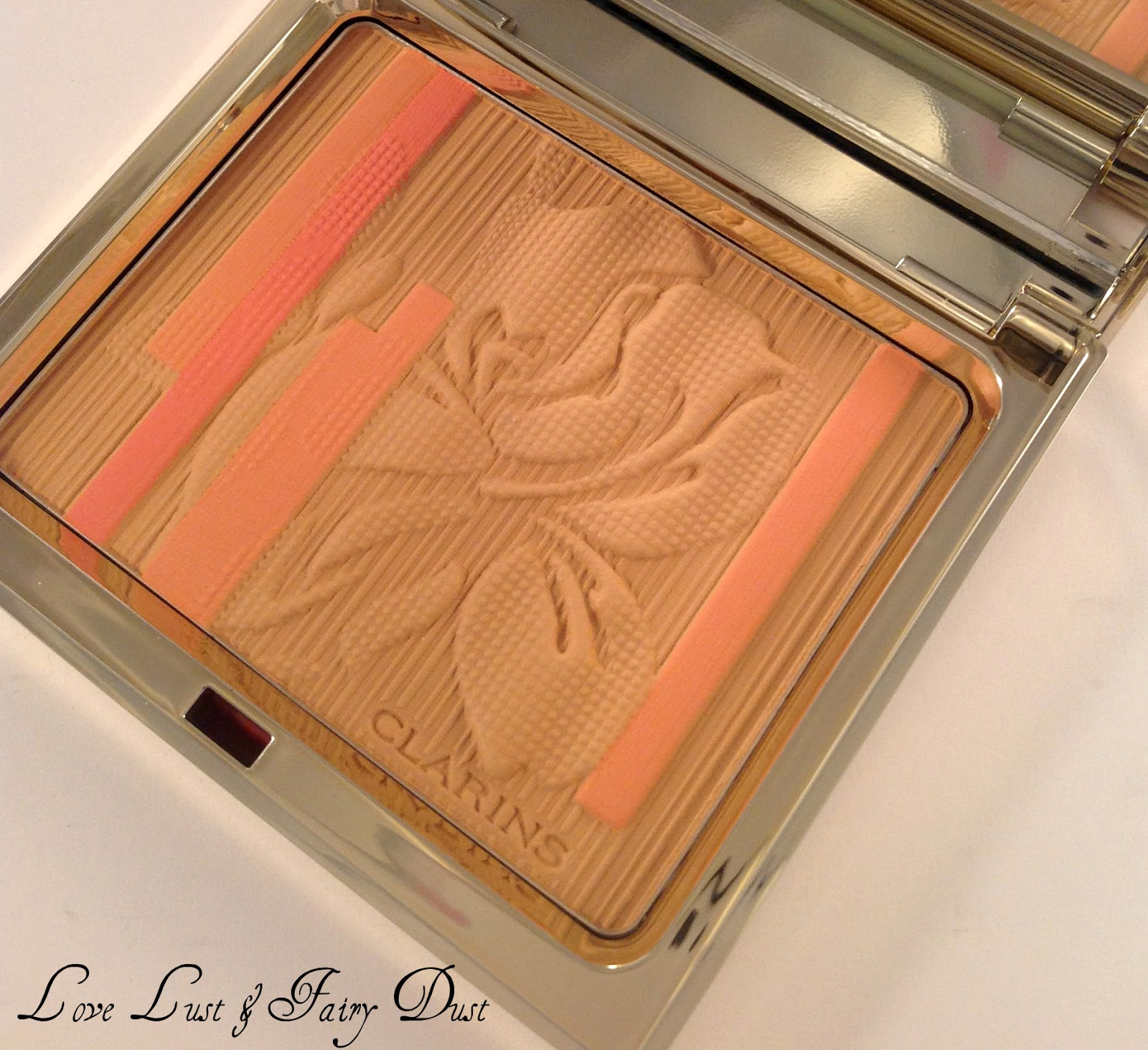 Clarins Limited Edition Face and Blush Powder review