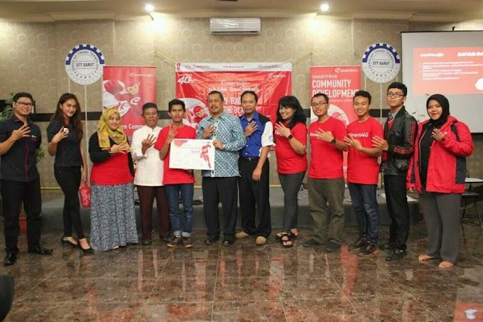 Launching dan Gathering Smartfren Community Garut