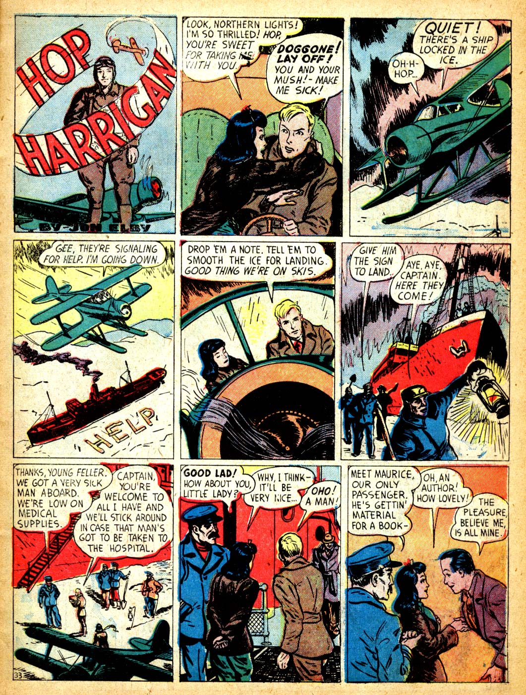 Read online All-American Comics (1939) comic -  Issue #9 - 19